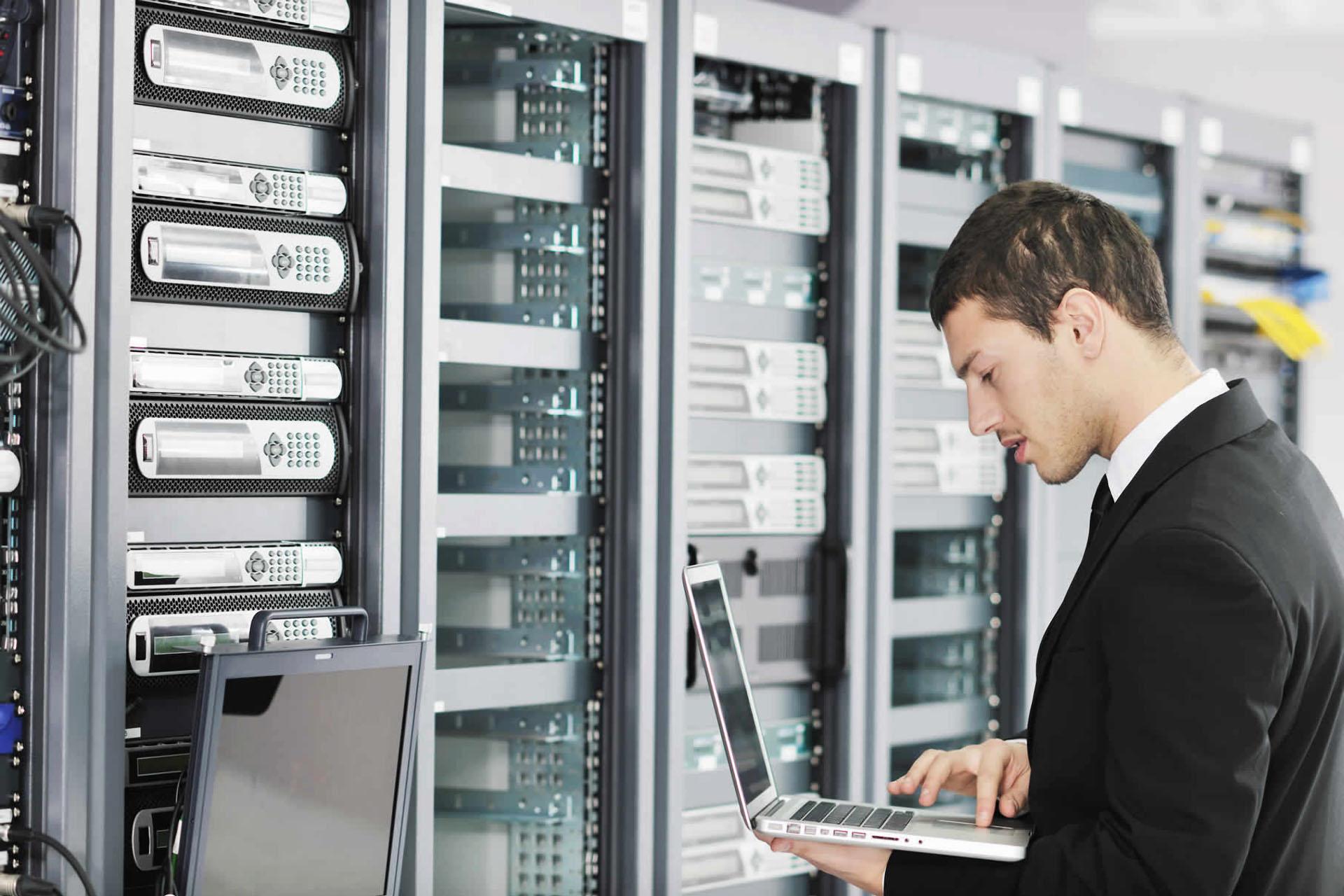 BlueIP - Operação, manutenção e gestão